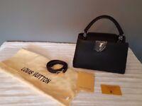 New Louis Vuitton Womans Hand Bag Leather CAPUCINES BB 2017