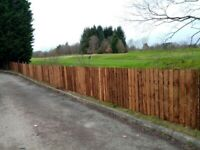 LANDSCAPING FENCING/EXTERIOR SERVICES,gardening,turfing,slabbing,decking,driveways, +lots more