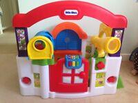 Little Tikes Activity Garden Playhouse - Excellent condition