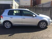 2011 VW Golf 1.6TDi Bluemotion Silver