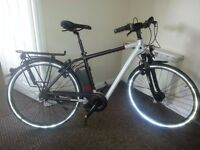 ELECTRIC BIKE KALKHOFF AGATTU i8 , RANGE UP TO 125 MILES . GERMAN TOP QUALITY IN EXCELLENT CONDITION