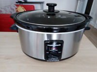 morphy richards slow cooker 3.5L