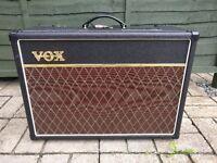 VOX AC15C1 GUITAR AMPLIFIER (UPGRADED)