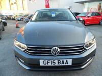 Volkswagen Passat S TDI BLUEMOTION TECHNOLOGY DSG (grey) 2015-05-01