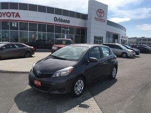 2014 Toyota Yaris LE/4 DR 2 SET OF TIRES INCLUDED
