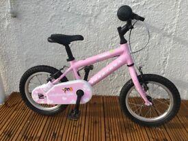 Pink Ridgeback Honey 14 inch wheel