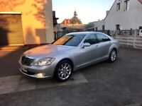 MERCEDES S320CDI HPI CLEAR DRIVES LIKE NEW IMACCULATE CONDITION PX WELCOME SWAPS TRY MY 2009 W221
