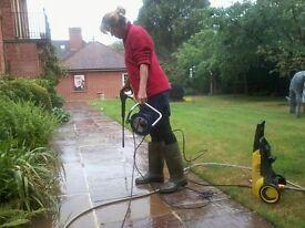 Big Sky pressure washing service