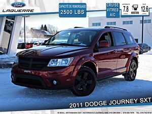 2011 Dodge Journey **SXT*BLUETOOTH*CRUISE*A/C 2 ZONES*HITCH**