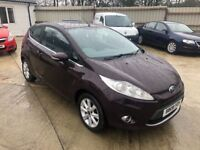 2009 FORD FIESTA 1.4 TDCI 68 ZETEC 3DR MANUAL **LOVELY CAR** WELL MAINTAINED**