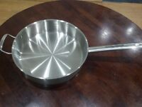 Sauté pan 28cm Morphy Richards New