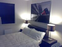 A Nicely Decorated Ensuite Double Bedroom for Rent in House share
