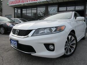 2013 Honda Accord EX-SUNROOF-CAMERA-ALLOYS-HEATED