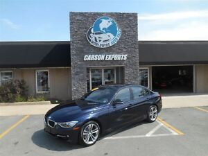 2013 BMW 328 X DRIVE! 59KM! INCLUDES $1000 GIFT CARD