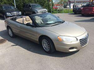 2004 Chrysler Sebring LX FINANCEMENT MAISON DISPONIBLE