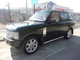 (AUTOMATIC)RANGE ROVER VOGUE V8 .AUTOBIOGRAPHY .(2002)4.4.CC..(REDUCED)