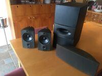 Celestion Home Cinema Speakers