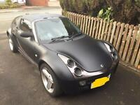 Smart Roadster Coupe (Rare, Sat Nav, Genuine low miles)