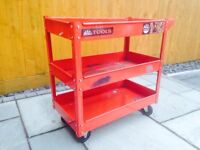 Mac tool trolley.
