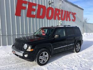 2008 Jeep Patriot Limited Package ***FREE C.A.A PLUS FOR 1 YEAR!