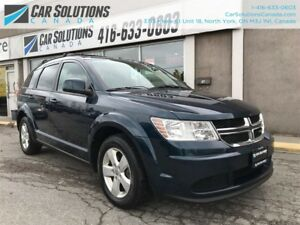 2013 Dodge Journey 7 PASSENGER