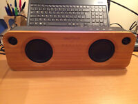 Marley Get Together (portable bluetooth speakers, in good condition)