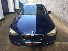 64 PLATE - 2014 - BMW 1 Series 2.0 120d Sport Sports Hatch xDrive 5dr (start/stop)