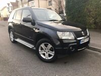Suzuki GRAND VITARA, 4X4, Diesel, 60k only, long MOT.