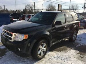 2011 Ford Escape XLT Automatic 3.0L, WE APPROVE ALL CREDIT