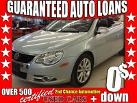 2007 Volkswagen Eos 2.0T | CONVERTIBLE | LEATHER | AUTO