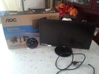 AOC Monitor E2070Sw