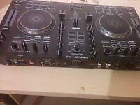 Denon MC4000 Serato/Trakor Dj Controller Like New!
