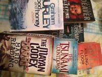Job lot crime books