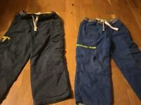 Boys clothes, 30+items ,mini Boden, joules, M&s,next age 3/4