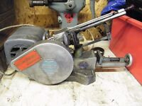 Kennedy model makers power hacksaw 240 volt ideal for cutting light metal sections