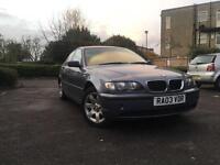 BMW 3 SERIES E46 2003 3.16 I SE PETROL MANUAL