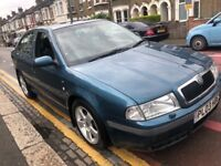SKODA OCTAVIA 1.8 TURBO ELEGANCE AUTOMATIC 2003 FULL HISTORY CLEAN CAR NEW MO...