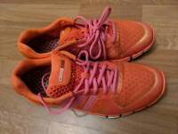 Adidas woman trainers size 8.5