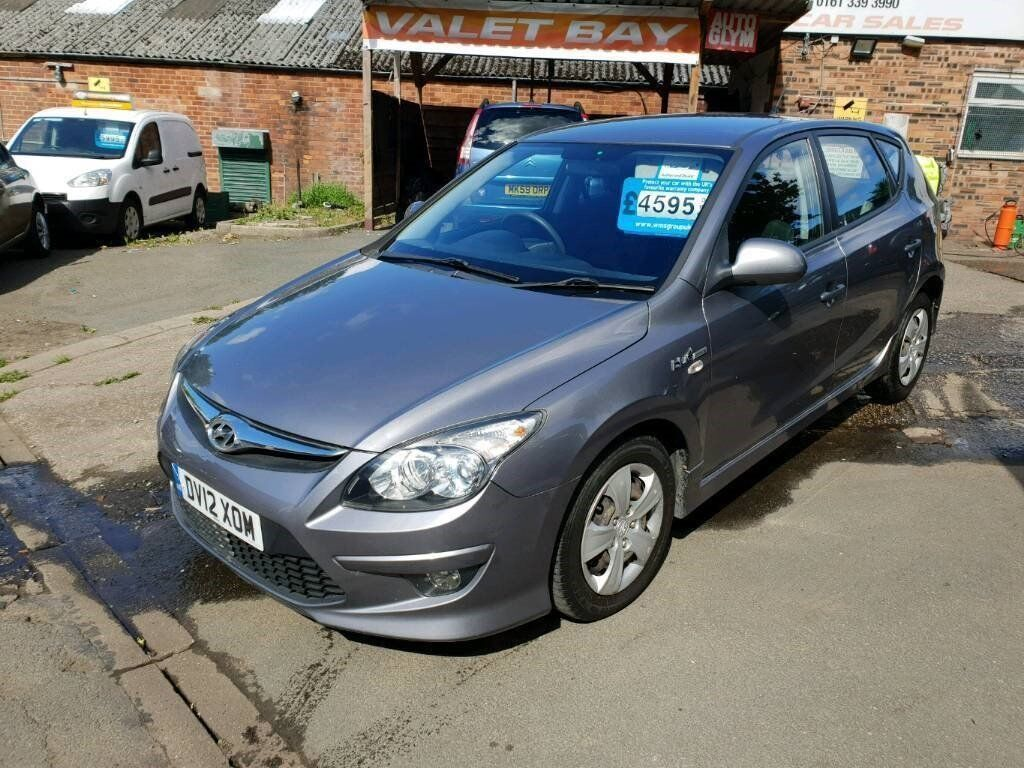 Hyundai i30 1.6CRDI 2011 BLUE DRIVE FULL DEALER HISTORY £3995 FINANCE FROM  £29p/w