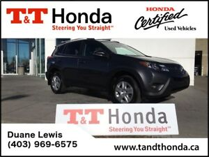 2015 Toyota RAV4 LE* One Owner, Rear Camera, Heated Seats *
