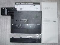 ThinkPad Essential Port Replicator - Type 2505-10W (x2)