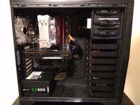 Computer, R9 380 4GB, SSD, Windows 10