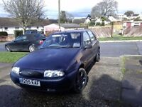 For sale ford fiesta or swap