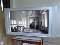"Philips 32"" flat screen TV"