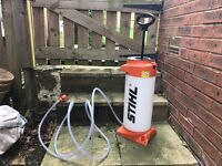 Stihl water container