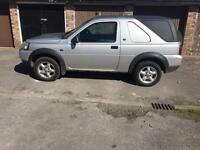 Landrover freelander td4 spares or repair