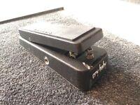 Jim Dunlop wah-wah cry baby guitar pedal. Spares or repairs