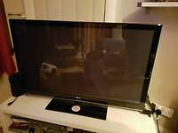 42 Inch Plasma LG TV