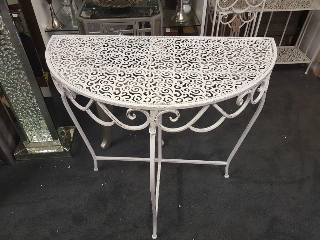 metal garden table - Garden Furniture Glasgow