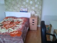 Double room for rent for August - short term only